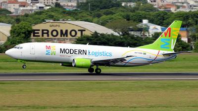 PP-YBB - Boeing 737-4Q8(SF) - Modern Logistics