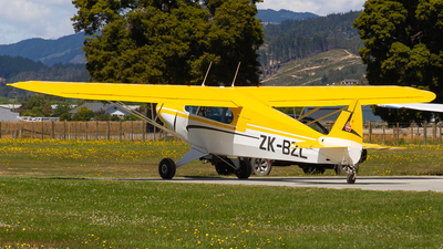 A picture of ZKBZL - Piper PA14 Cruiser - [14132] - © Cody Forward