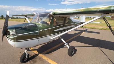 A picture of N7766E - Cessna 150 - [17566] - © Reuben Morison