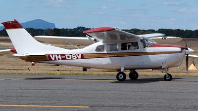 VH-DSV - Cessna 210H Centurion - Private