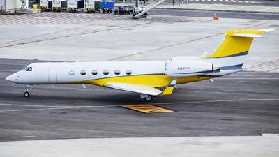 N62FF - Gulfstream G-V - Private