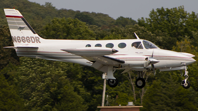 N666DR - Cessna 340A - Private