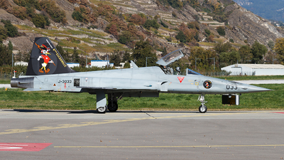 J-3033 - Northrop F-5E Tiger II - Switzerland - Air Force