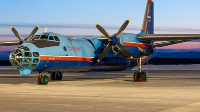 30073 - Antonov An-30 - Flight Research Aerogeophysical Center