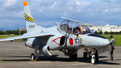 06-5632 - Kawasaki T-4 - Japan - Air Self Defence Force (JASDF)