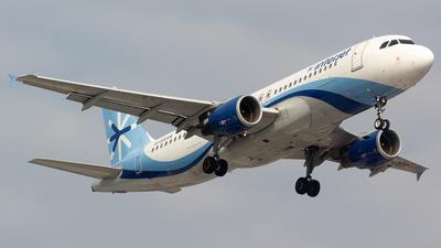 XA-DOS - Airbus A320-214 - Interjet