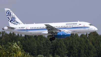 RA-89021 - Sukhoi Superjet 100-95B - Moskovia Airlines