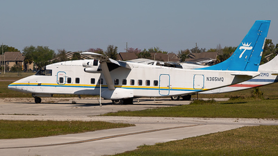 N365MQ - Short 360-100 - Skyway