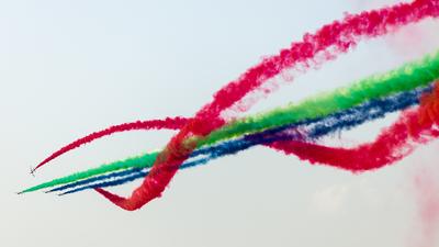 440 - Aermacchi MB-339NAT - United Arab Emirates - Air Force