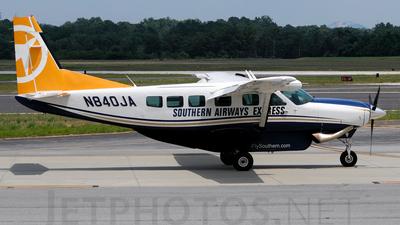 A picture of N840JA - Cessna 208 Caravan - Sun Air Express - © Agustin Anaya