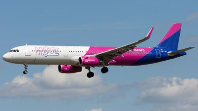 HA-LXH - Airbus A321-231 - Wizz Air