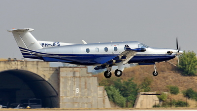 PH-JFS - Pilatus PC-12/45 - Private