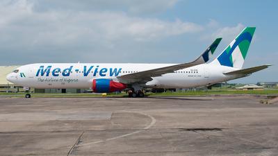 5N-BQN - Boeing 767-352(ER) - Med-View Airlines