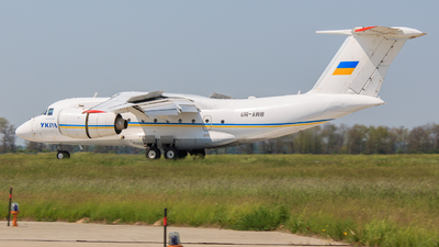 UR-AWB - Antonov An-74TK-300D - Ukraine - Government