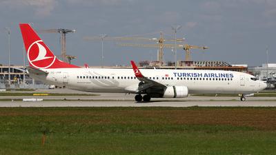 TC-JYP - Boeing 737-9F2ER - Turkish Airlines