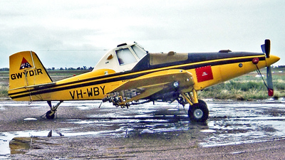 VH-WBY - Ayres S2R-T15 Thrush - Private