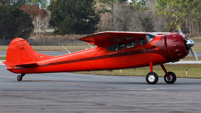 N1075D - Cessna 195A - Private