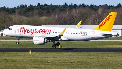 TC-NBZ - Airbus A320-251N - Pegasus Airlines
