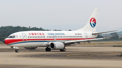 B-2572 - Boeing 737-39P - China Eastern Airlines