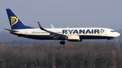 EI-EKB - Boeing 737-8AS - Ryanair