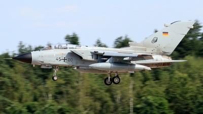45-00 - Panavia Tornado IDS - Germany - Air Force