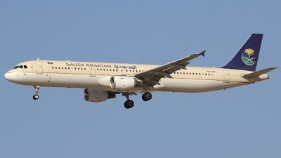 HZ-ASP - Airbus A321-211 - Saudi Arabian Airlines