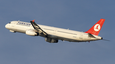 TC-JMI - Airbus A321-232 - Turkish Airlines