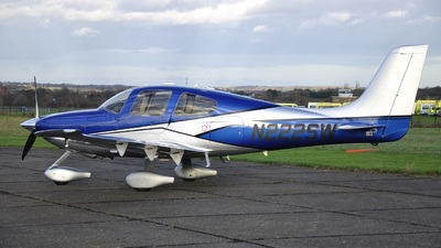 N222SW - Cirrus SR22-G2 - Private