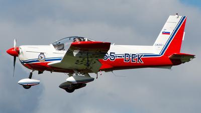 S5-DEK - Zlin Z-242L - Slovenia - Air Force