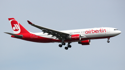 D-ALPH - Airbus A330-223 - Air Berlin