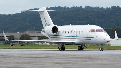 N275GC - Bombardier CL-600-2B16 Challenger 605 - Private