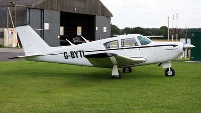 G-BYTI - Piper PA-24-250 Comanche - Private
