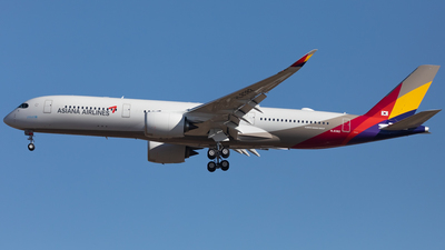 HL8382 - Airbus A350-941 - Asiana Airlines