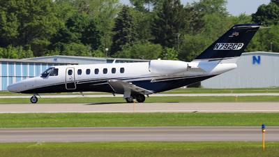 A picture of N792CP - Cessna 525B CitationJet CJ3 - [525B0522] - © GregMac