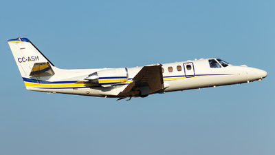 CC-ASH - Cessna 550 Citation II - Private