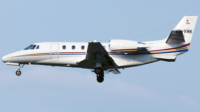 9H-VMK - Cessna 560XL Citation XLS - Private