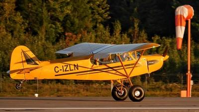 C-IZLN - Zlin Savage Cub - Private