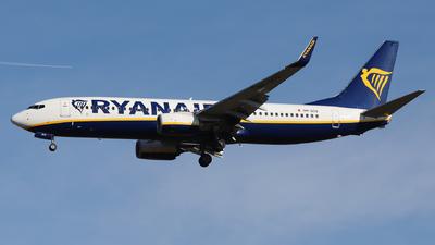 A picture of 9HQCQ - Boeing 7378AS - Ryanair - © László Kurilla