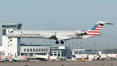 A picture of N591NN - Mitsubishi CRJ900LR - American Airlines - © Erik Goodfellow