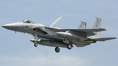 02-8801 - McDonnell Douglas F-15J Eagle - Japan - Air Self Defence Force (JASDF)