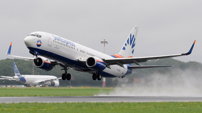 TC-SUI - Boeing 737-8CX - SunExpress