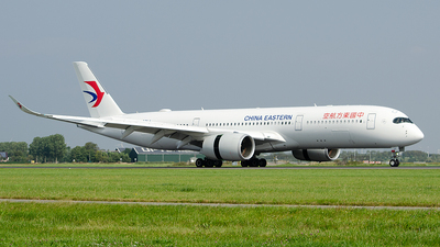 B-321J - Airbus A350-941 - China Eastern Airlines