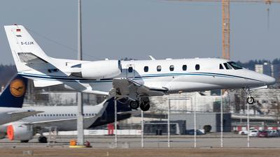 A picture of DCJJK - Cessna 560XL Citation Excel -  - © Maximilian Haertl