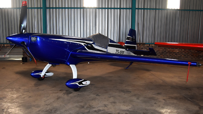 ZS-XBE - Extra 300SC - Private