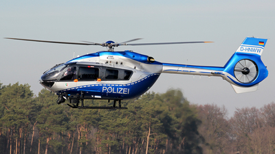 D-HNWW - Airbus Helicopters H145 - Germany - Police