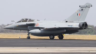 BS005 - Dassault Rafale EH - India - Air Force