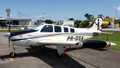 PR-DSA - Beechcraft A36TC Bonanza - Private