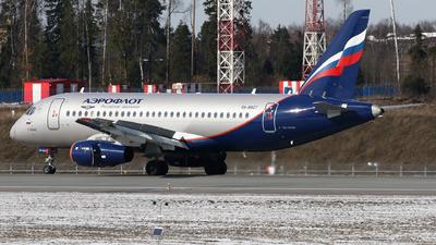 A picture of RA89127 - Sukhoi Superjet 10095B - Aeroflot - © ShipSash