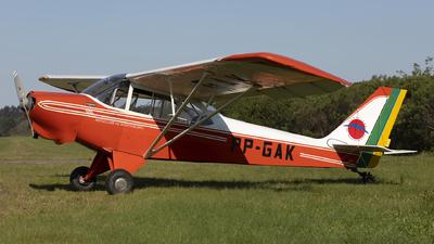 PP-GAK - Aero Boero AB180RVR - Aero Club - Montenegro