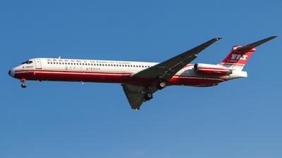 B-28027 - McDonnell Douglas MD-83 - Far Eastern Air Transport (FAT)